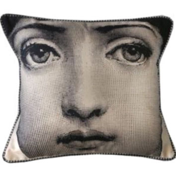19th Century Woman Pillow