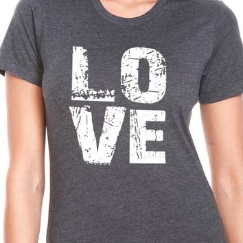 Love Shirt Unisex Shirt Womens Shirt Fiancee Gift Saint valentines Shirt for her, Wife Gift Fiance Engagement