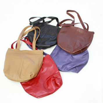 Erin Templeton Recycled Leather Bags