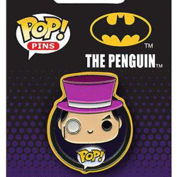 Funko Pop Pins: DC Universe - Penguin