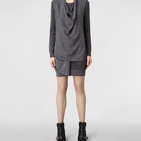 AllSaints Drina Dress | Womens Dresses