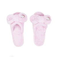 Hello Kitty Microfiber Slippers Adult