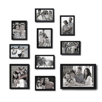 10-Piece Collage Picture Frame