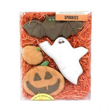 Spookies Halloween Cookies
