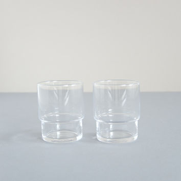 Japanese Stacking Glasses