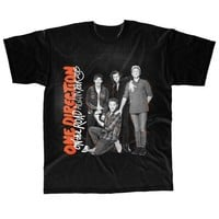On the Road Again Tour 2015 Black T-Shirt - Small
