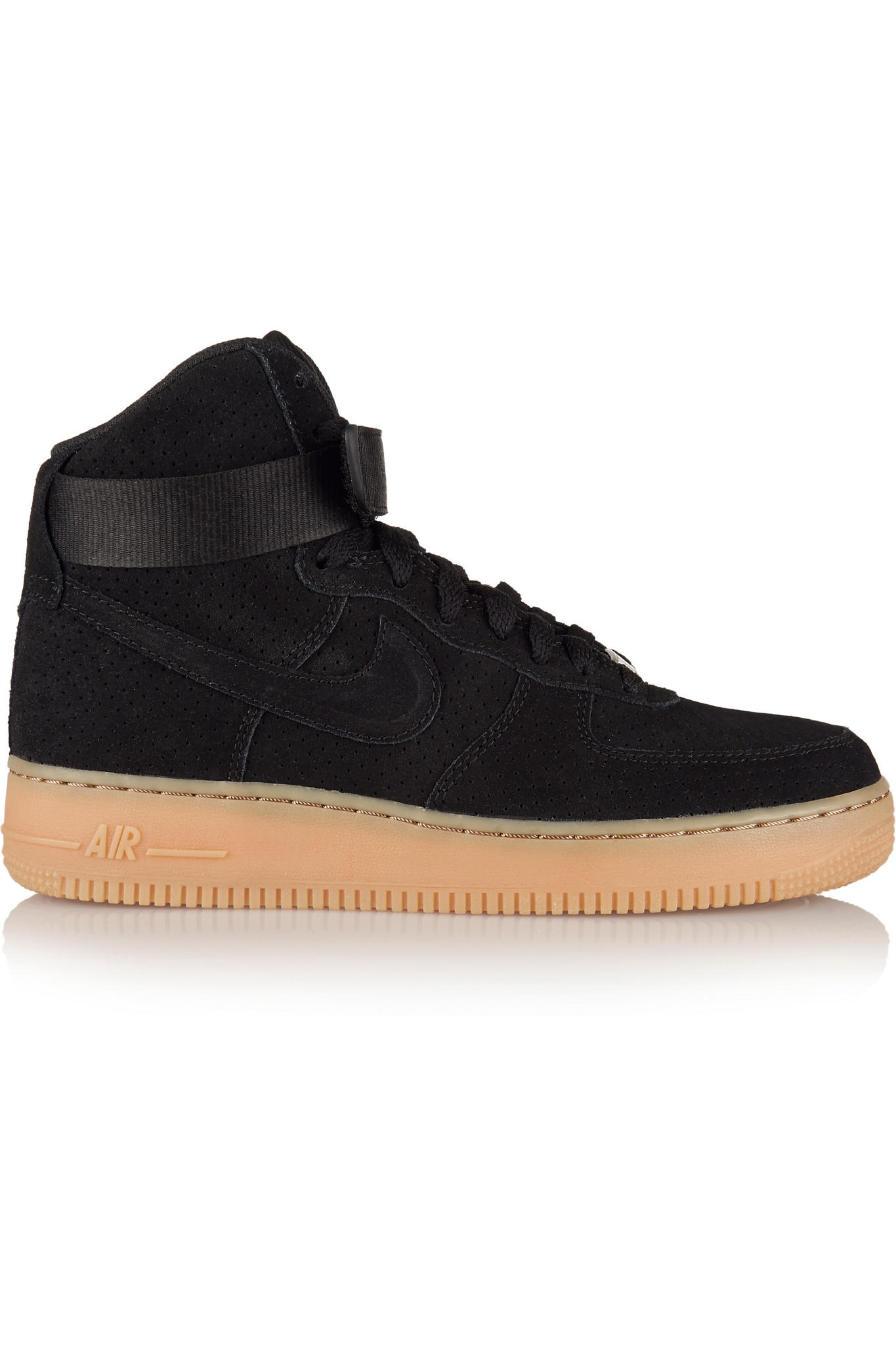 Nike - Air Force 1 Hi suede sneakers from NET-A-PORTER 8ea12828e5