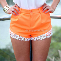 DESTINY DREAMER SHORTS - Orange Australia, Queensland, Brisbane
