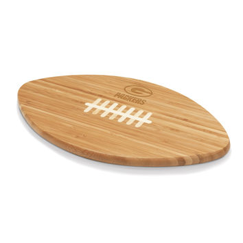 Green Bay Packers - Touchdown! Football Cutting Board & Serving Tray