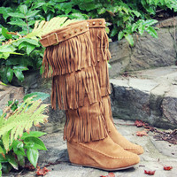 Fern Meadow Moccasins