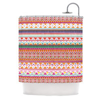 KESS InHouse Chenoa Polyester Shower Curtain