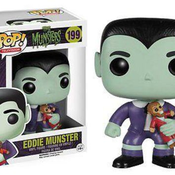 Funko Pop TV: The Munsters - Eddie Munster Vinyl Figure