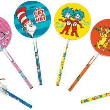 dr. seuss memo pad plus pen Case of 12