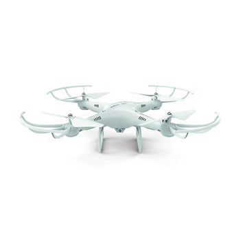 2.4Ghz WIFI FPV 4 Channel 4 AXIS RC Drone with HD camera R/C Quadcopter White