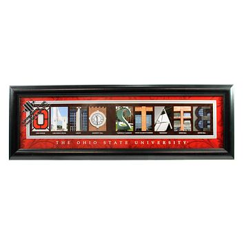 Home Decor The Ohio State University Frame Frame