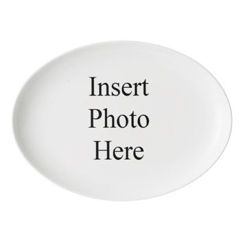 Design Your Own Custom Photo Serving Platters