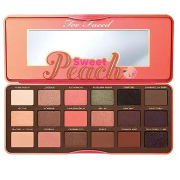 18 Colors Persistent Eye Shadow Palette [9198558212]