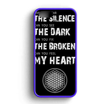 Bring Me The Horizon Can You Quote iPhone 5 Case iPhone 5s Case iPhone 5c Case