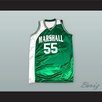 Jason Williams 55 Marshall Basketball Jersey