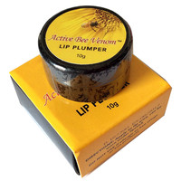 Active Bee Venom Lip Plumper with Manuka Honey, Shea Butter, Grape Seed Oil, Cocoa Butter, 10 g