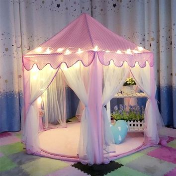 2018 Adorable Fantasy Children's Fancy Pink Play Tent Pre-Order