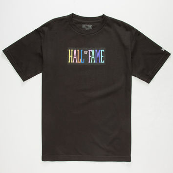 HALL OF FAME Logo Mens T-Shirt | Graphic Tees