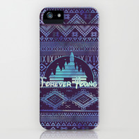 forever young iPhone & iPod Case by Sara Eshak