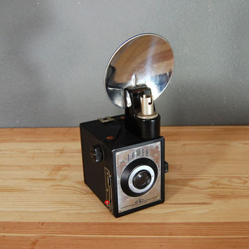 1940's Box Camera / Sears Tower 120 / Art Deco