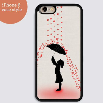 iphone 6 cover,cartoon Love the rain iphone 6 plus,Feather IPhone 4,4s case,color IPhone 5s,vivid IPhone 5c,IPhone 5 case Waterproof 615