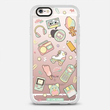 Nostalgia By Chic Kawaii iPhone 6s case by Chic Kawaii | Casetify