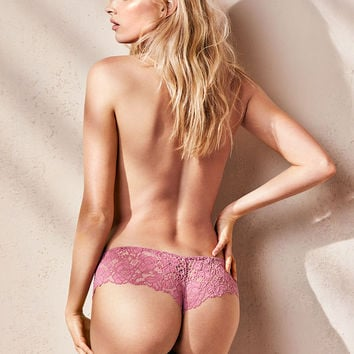 Floral Lace Thong Panty - Very Sexy - Victoria's Secret