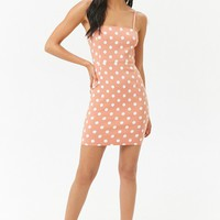 Polka Dot Cami Mini Dress