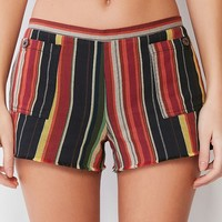 Out From Under Chessie Patch Pocket Short | Urban Outfitters
