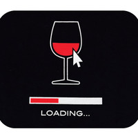 Wine Mouse Pad - Wine Gift