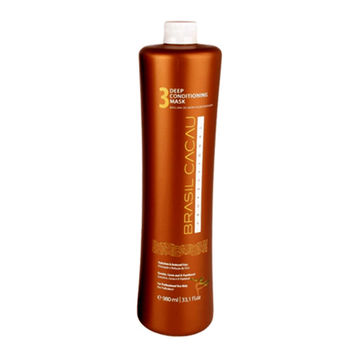 CADIVEU BRASIL CACAU DEEP CONDITIONING MASK  POS TREATMENT FRACTIONAL SALE 500ml (17fl.oz).