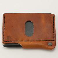 Huckberry Essentials: Carry | Architects Wallet (English Derby)