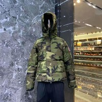 Canada Goose Down jacket men's / women's foreign trade Canada goose down j