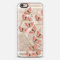 Taking Flight transparent case iPhone 6 case by Sandra Arduini | Casetify