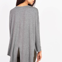 Vented Point Tee