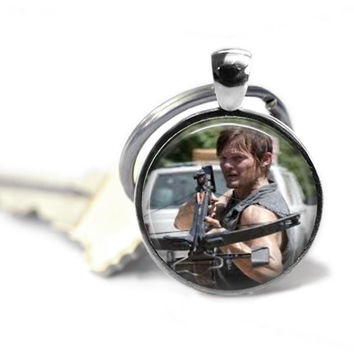 The Walking Dead Daryl Dixon Keychain