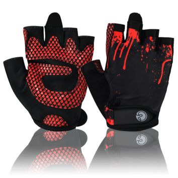 Blood & Sweat Fitness Gloves