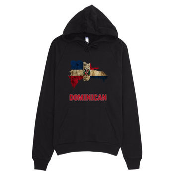 The Dominican Republic Flag Hoodie