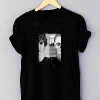 American Horror Evan Peters Story Quote - T Shirt for man shirt, woman shirt XS / S / M / L / XL / 2XL / 3XL**