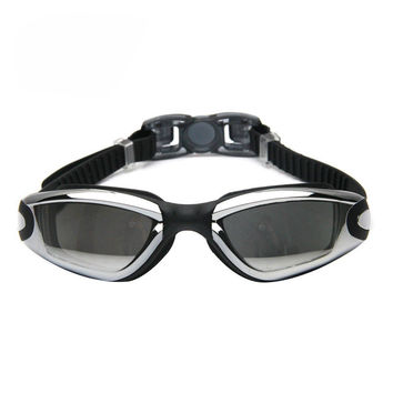 Swimming Goggles New Unisex Anti Fog UV Protection Swimming Goggles Professional Waterproof FREE SHIPPING!