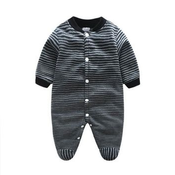 Baby Fleece Romper