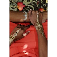 Flash Tattoos 'Sheebani' | The Orchid Boutique