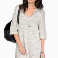 Warm It Up Sweater Dress $43