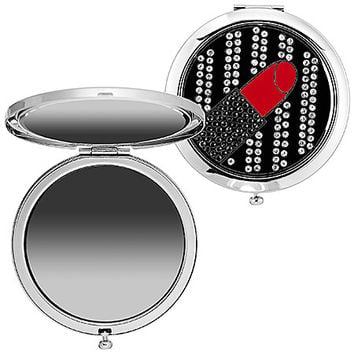 SEPHORA COLLECTION Compact Mirror - Lipstick (Compact Mirror - Lipstick)