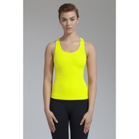 Varick Tank-NEON YELLOW - Tops - WOMEN