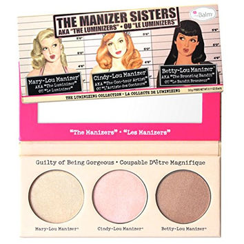 theBalm The Manizer Sisters Make-Up Palette